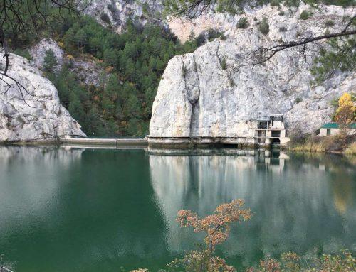 Ruta del Embalse del Molino de Chincha, Puente de Vadillos (Cañizares)